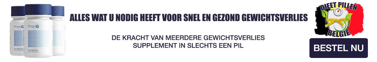 Kopen PhenQ Belgie
